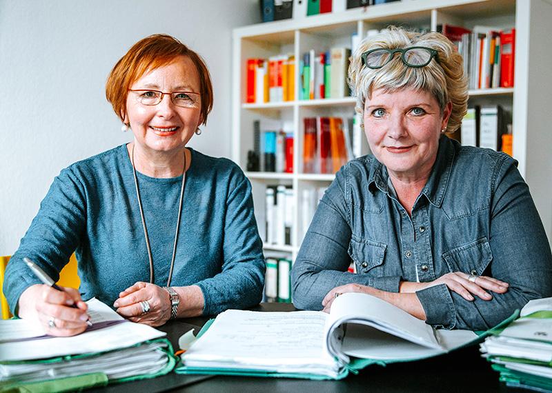 Fachanwältinnen für Familienrecht